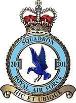 150px-201_Squadron_96 RAF badge
