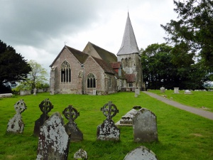 All Saints Herstmontceux (Geograph, copyright Paul Farmer)