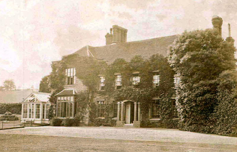 Birtley House (photograph courtesy of Simon Whalley, Birtley House Group)