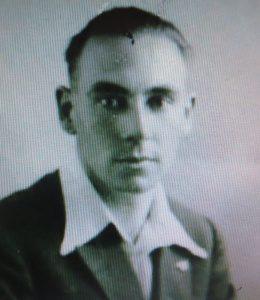 Edward George Baker (photograph Royal Aero Club Trust)