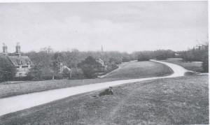 Fox Cottages c. 1906