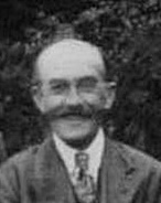 Henry Hedger in later years (Ranmore Archive)