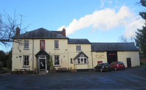 The Pilgrim in more recent times (previously the South Eastern Railway Hotel)