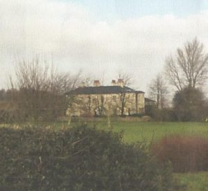 Ranmore Farm, now demolished