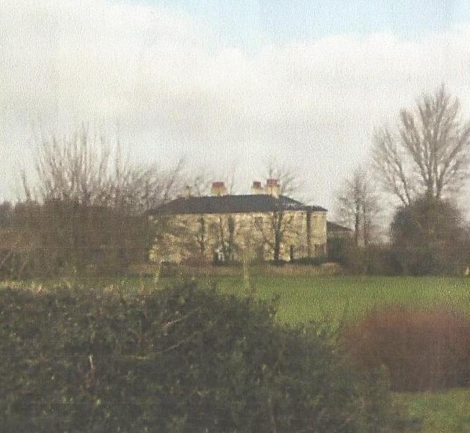 Ranmore Farm, now demolished