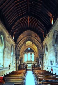 The nave and chancel (Brian Belton)
