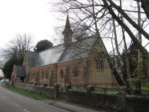 St Saviour's Church, Colgate (Geograph, Richard Rogerson)