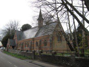 St Saviour's Church, Colgate (Geograph, Richard Rogerson)
