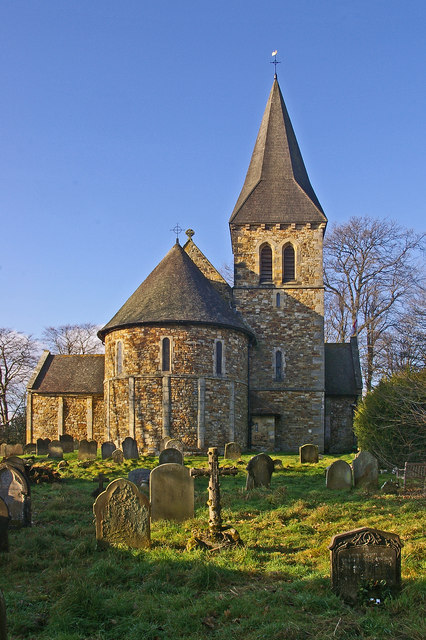 St Nicholas Worth (Geograph, copyright Ian Capper)