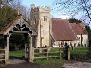 Bodiam church, Kent. Photo courtesy Geograph,-Tim-Knight