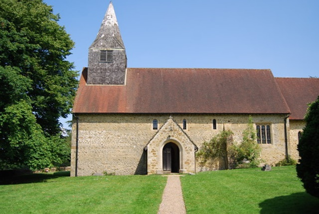 St james Church, Abinger, photo courtesy of Nigel Chadwick, Geograph