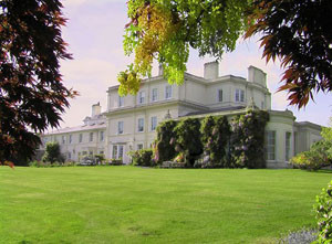 rantridge Park, Balcombe, now a luxury