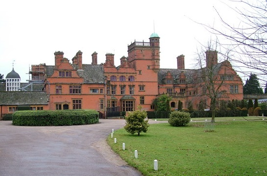 Buchan Hill House, now Cottesmore School, credit....