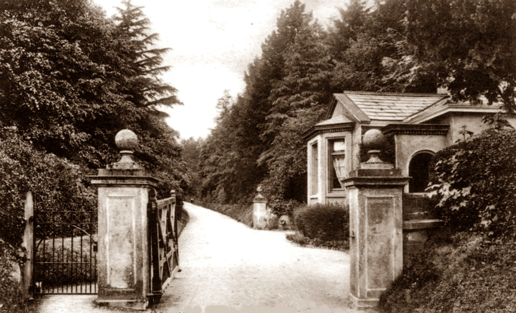 Denbies Lodge, Ranmore Road (Ranmore Archive)