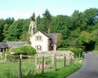 Keeper's Cottage about ..., Geograph, ... credit
