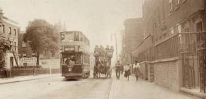 Jamaica Road, Bermondsey, about 1900