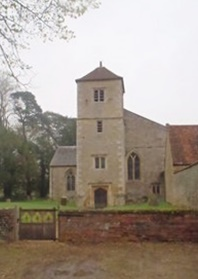St Mary and St Nicholas, Chetwode, where Archibald Cubitt and several members of his family were buried (Find a Grave, copyright wertypop)