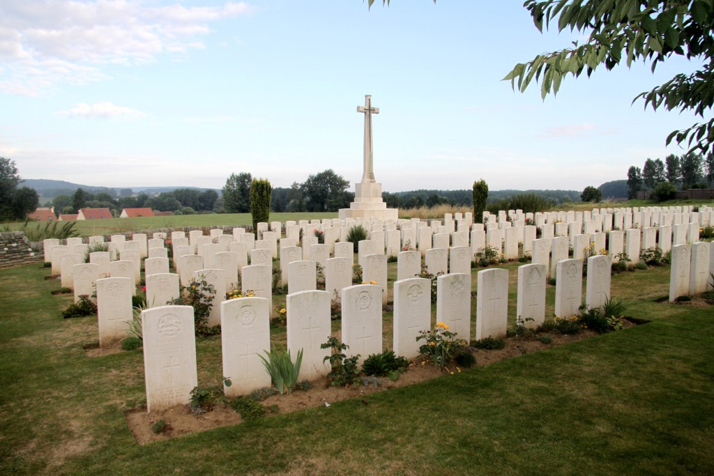 Noyon New British Cemetery, TGWPP