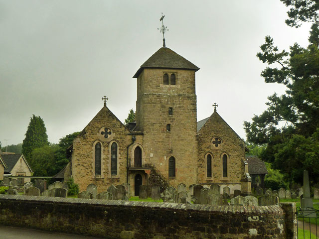 St Bartholomew's Church, Haslemere, photo courtesy of Robin Webster