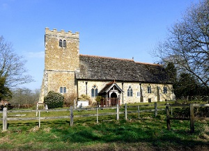 St Margaret's Ockley (Geograph, copyright Dr Neil Clifton)