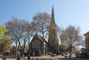 Christ Church, Isle of Dogs (Geograph, copyright John Salmon)