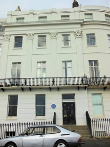 No 13 Lewes Crescent, Brighton, home of Thomas Cubitt (?