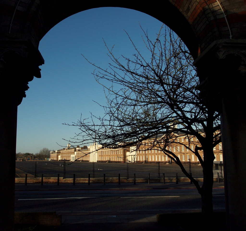 The Royal Artillery Barracks, Woolwich ? more, Geograph by