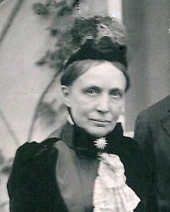 Laura Cubitt probably in the 1860s