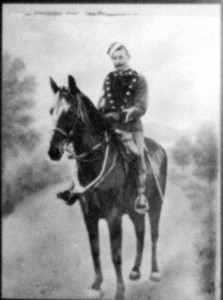Albert Charman as a farrier...more detail, plus better copy of original if possible,