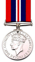 British War Medal 1939-45
