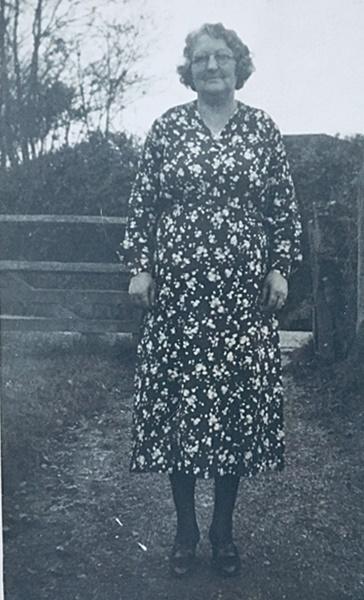 MMary Jane Wickham nee Rice